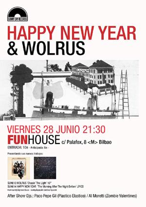 Cartel HNY - Wolrus - Funhouse 300